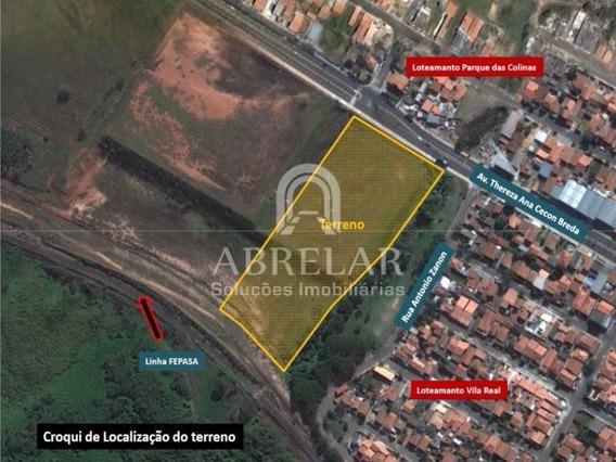 Área À Venda Em Vila Real - Ar004222