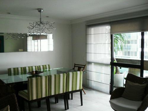 Imagem 1 de 5 de Apartamento Com 4 Dormitórios À Venda, 200 M² Por R$ 1.250.000,00 - Tatuapé - São Paulo/sp - Ap4586