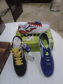 Zapatos De Futbol Campo Tacos Joma