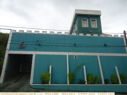 Prédios Comerciais À Venda  Em Bragança Paulista/sp - Compre O Seu Prédios Comerciais Aqui! - 1124649