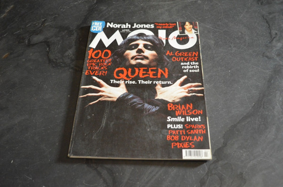 Mojo Magazine 125 Queen Revista