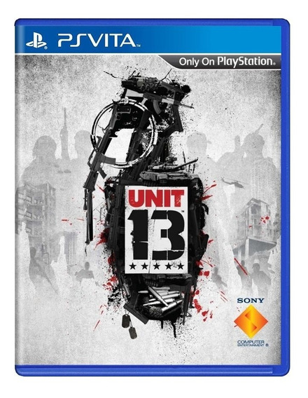 Unit 13 Ps Vita | Mídia Física
