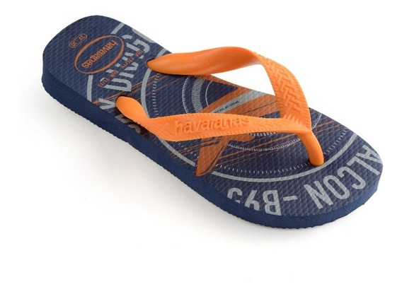 Ojotas Havaianas Kids Athletic Niños Originales