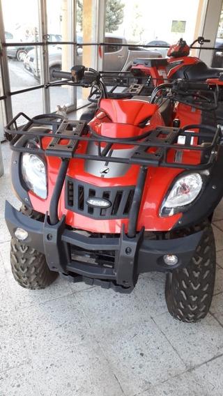 Cuatri. G Force 250 Zanella Parrillero