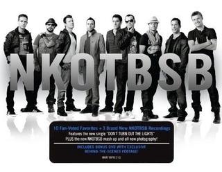 Nkotbsb Backstreet Boys & New Kids On The Block Cd Nuevo