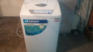 Lavarropas Automatico Peabody Modelo Pelf-xq55 Usado