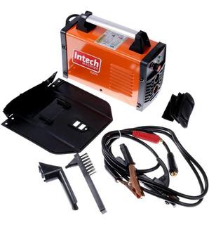 Máquina Inversora De Solda 160a 220v Intech - Smi160