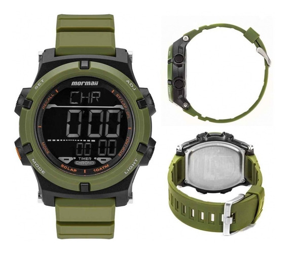 Relógio Mormaii Acqua Pro Mo1192ad/8v