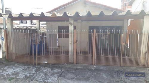 Casa Residencial À Venda, Jaguaré, São Paulo. - Ca0610