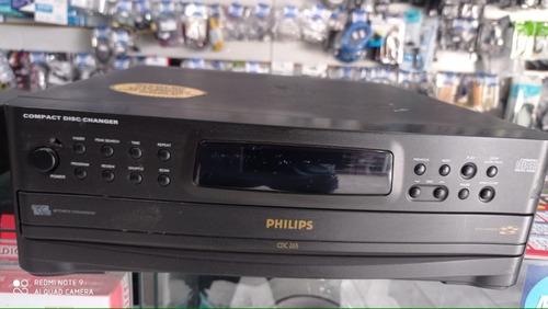 Toca 5 Cds Philips Cdc-265