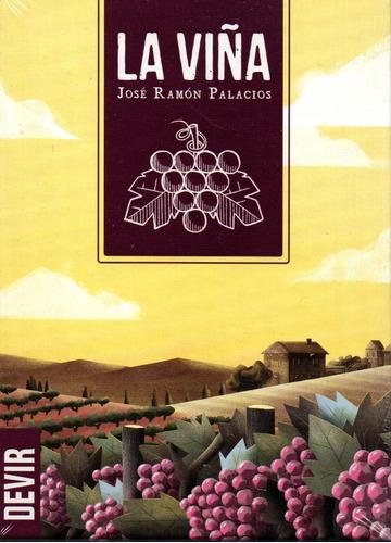 Jogo La Vina - Devir - Bonellihq Z20