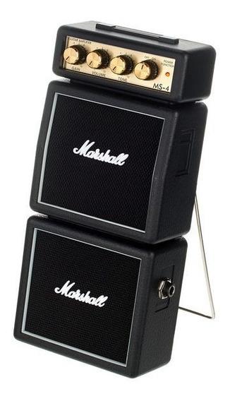 Amplificador Guitarra Marshall Ms4 Microamp Stack