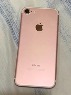 iPhone 7 128 Gb Rose Gold Sem Nenhum Detalhe