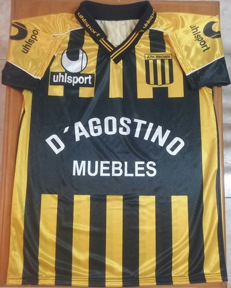 Camiseta Almirante Brown Uhlsport *reedicion*