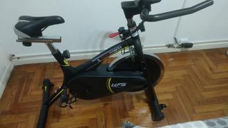 Bicicleta Fija Spinning World Fitness Sp-1000 Piñon Fijo 13k