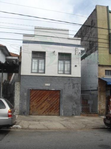 Casa Sobrado Em Ipiranga  -  São Paulo - 2143