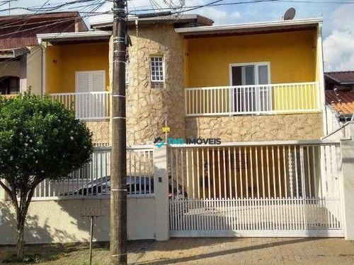 Imagem 1 de 8 de Sobrado Com 3 Dormitórios À Venda, 250 M² Por R$ 689.000 - Bosque De Barão Geraldo - Campinas/sp - So0083