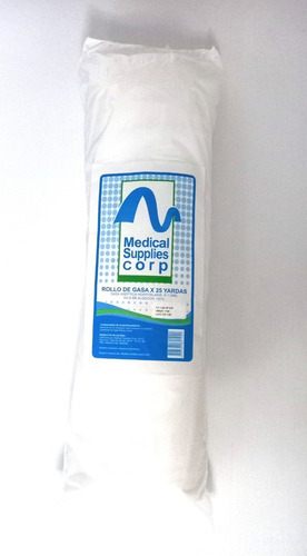 Rollo De Gasa Hospitalaria X 25 Yardas Medical Supplies