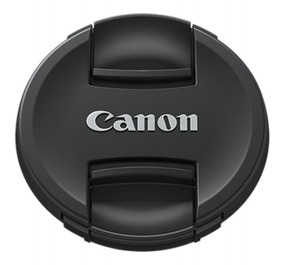 Tampa Frontal De Objetiva, Lente Diametro 67mm Logo Canon