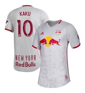 Camisa Nike Do New York Red Bull Com Frete E Personalização Grátis Para Todo Brasil - Leia O Anuncio Antes De Comprar