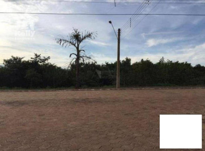 Terreno À Venda, 1000 M² Por R$ 89.000 - Residencial Portal Do Lago - Presidente Epitácio/sp - Te0193