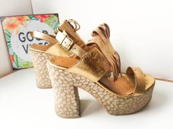Zapatos Taco Alto - Petite Maison