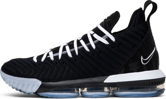 Tênis Nike Lebron 16 Equality - Preto & Branco