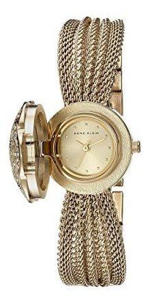 Reloj De Mujer Anna Klein Ak /1046chcv Swarovski Crystal
