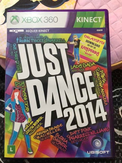 Jogo Just Dance 2014 Xbox 360