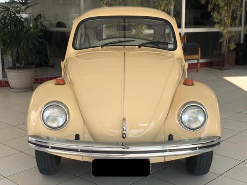 1979 Volkswagen Fusca 1300l - Placa Preta
