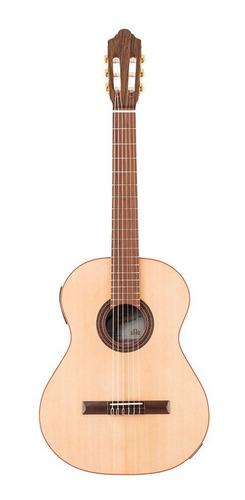 Imagen 1 de 9 de Guitarra Electroacústica Fonseca 50ec Nueva Garantia