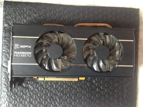 Xfx Radeon Hd6870 1gb Ddr5 Dual Fan/ Xfx Hd 4830! Defeito!!