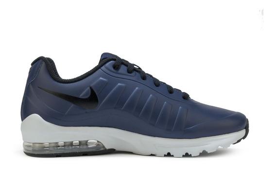 Tênis Nike Air Max Invigor Sl Impermeável Azul Original