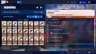 Armas 130 Fortnite Salvar Al Mundo