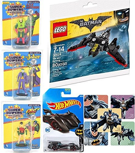 2 Pack LEGO 30524 The Batman Movie The MINI BATWING Polybag Kit NEW 80 Pieces