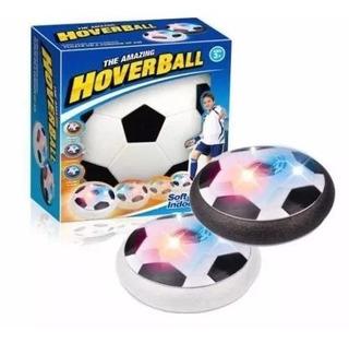 Balón Flotante De Futbol Disco Flotante Niños Led Hoverball