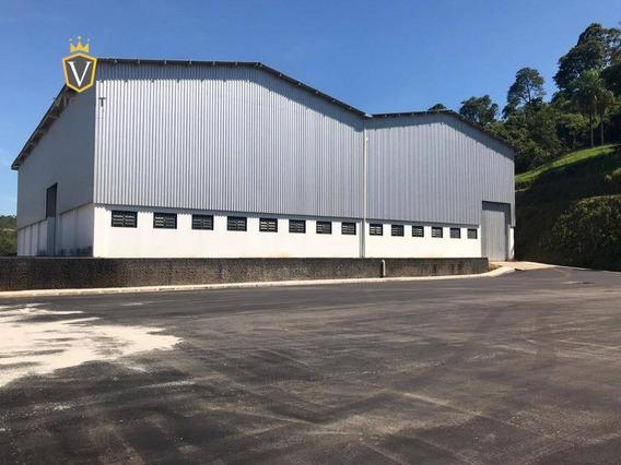 Excelente Galpão De 1700m²+patio De 500m²,localização Privilegiada,à 1 Km Da Anhanguera-oportunidade - Ga0045