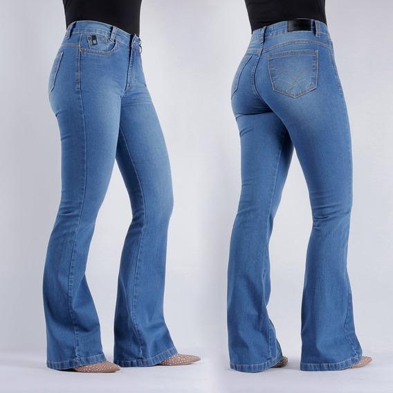 Calça Feminina Jeans Azul - Txc