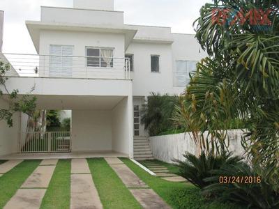 Casa `a Venda No Condomínio Porto Seguro Village, Valinhos. - Ca2272