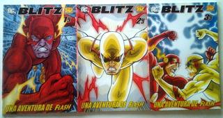 Flash Blitz Coleccion Completa Sd