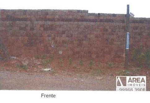 Terreno À Venda Por R$ 127.175,47 - Centro - Guarapuava/pr - Te0078