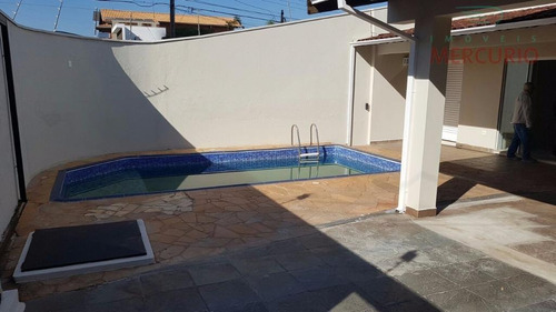Casa À Venda, 202 M² Por R$ 800.000,00 - Vila Paulista - Bauru/sp - Ca1454