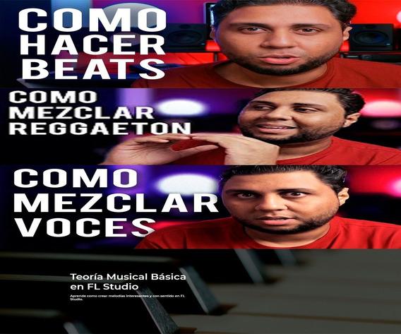 Cursos Crivas - Mezclar Voces, Beats, Etc