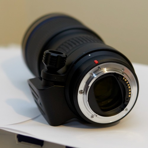 Lente Tamron Sp Af70-200mm F/2.8 Di Ld Para Sony/minolta