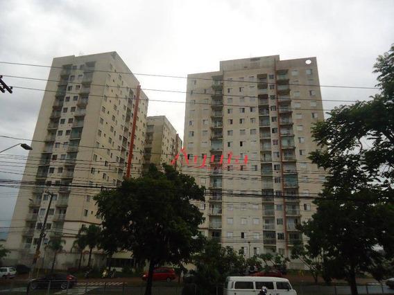 Apartamento Com 2 Dormitórios À Venda, 50 M² Por R$ 260.000,00 - Vila Homero Thon - Santo André/sp - Ap0897