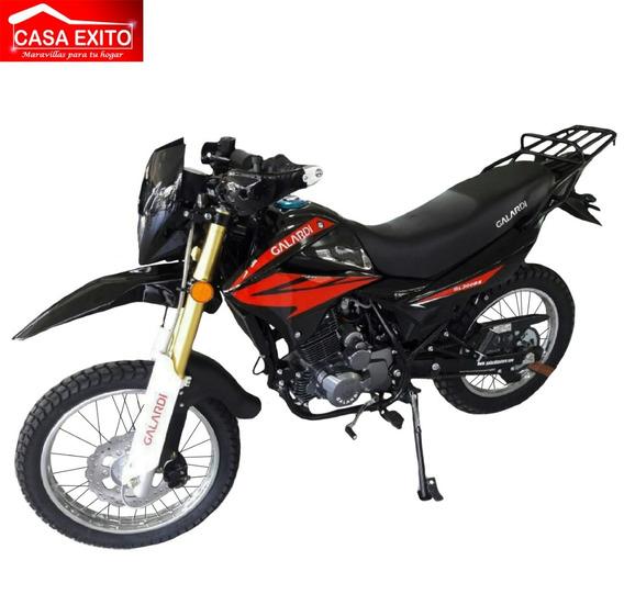 Moto Galardi Gl300br Año 2019 300cc Color Negro-rojo-plata