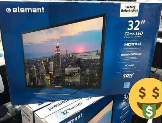 Televisor 32 Pulgadas Element