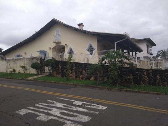 Casa Com 4 Dormitórios À Venda, 415 M² Por R$ 1.370.000,00 - Parque Taquaral - Campinas/sp - Ca13723