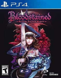 Bloodstained Ritual Of The Night Ps4 Nuevo Sellado Beyond_tr
