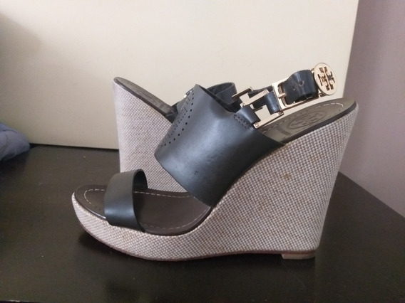 Zapatos Wedges Tory Burch